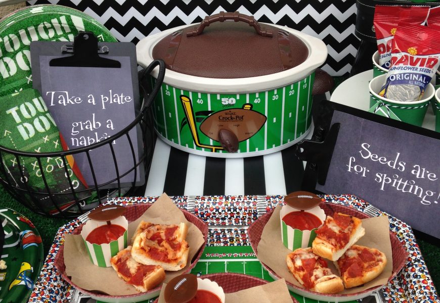 Football Party Foods