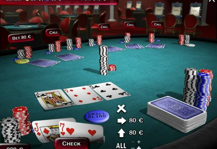 Collecting Poker Chips – Poker Cruise Vacation
