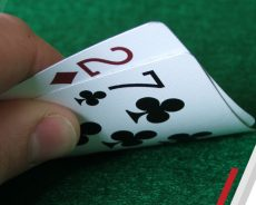 Calculate Odds Of Blackjack