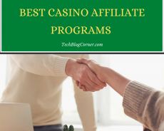 Casino Affiliate Programs – Some Major Marketing Tips