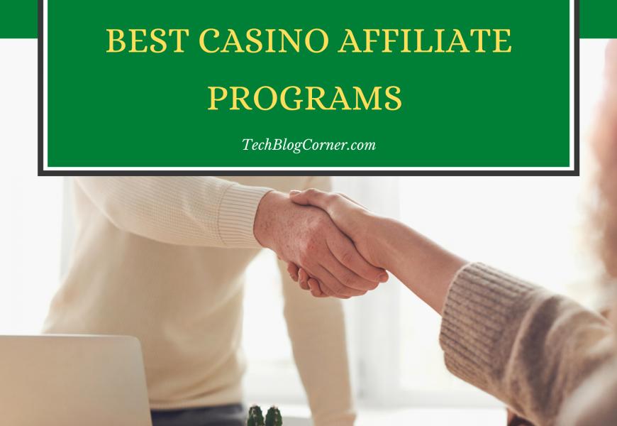 Casino Affiliate Programs – Some Major Marketing Tips