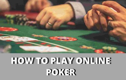 Earning Money By Playing Online Poker Game Online Gaming