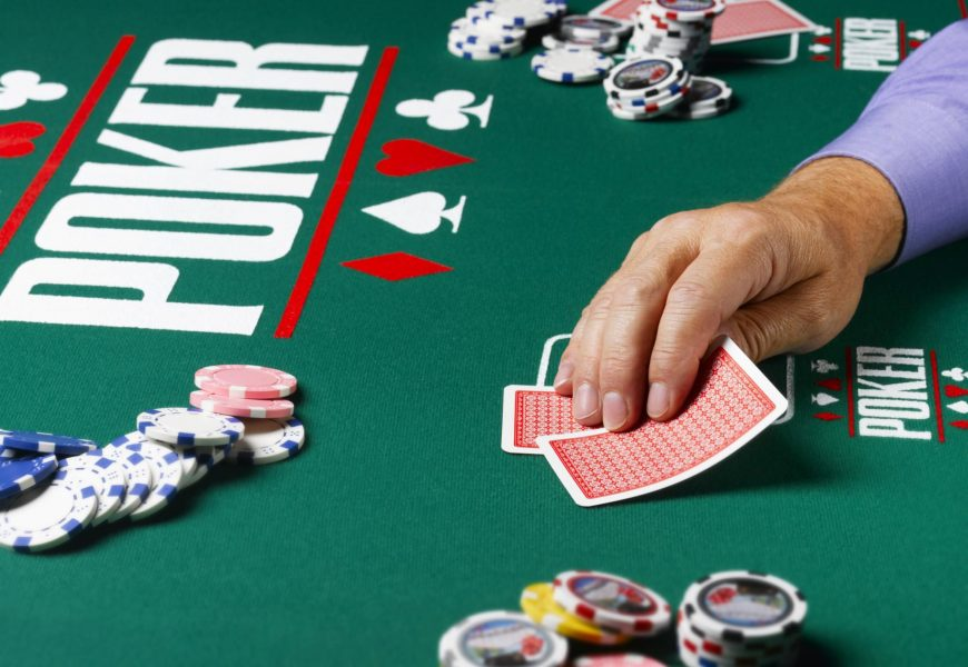 Custom Poker Chips Will Give You Peace Of Mind When You Host A Poker Game